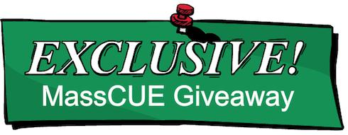 MassCUE Giveaway