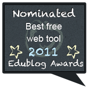 Vote for Glogster EDU!