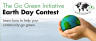 Go Green Initiative Earth Day Contest