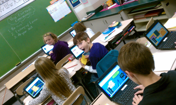 Glogster EDU inspires students, anywhere they are.