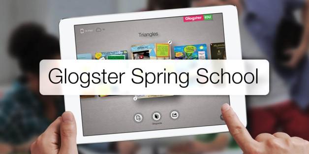 glogster_spring_school