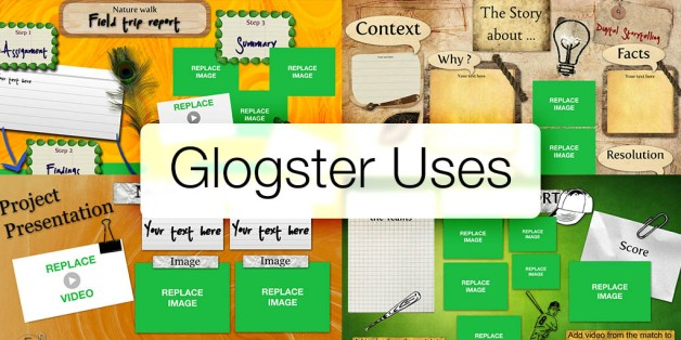 glogster_uses