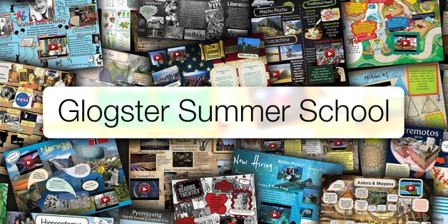 glogster_summer_school